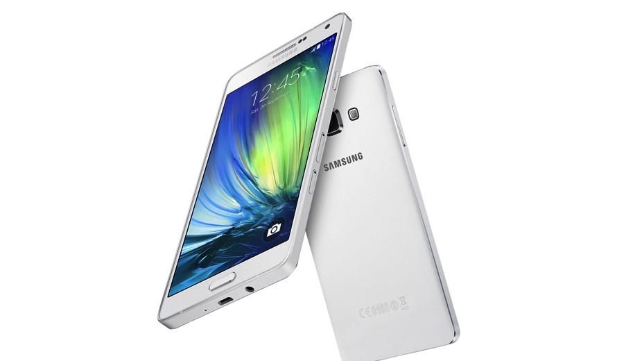 Galaxy A7 de primera generación