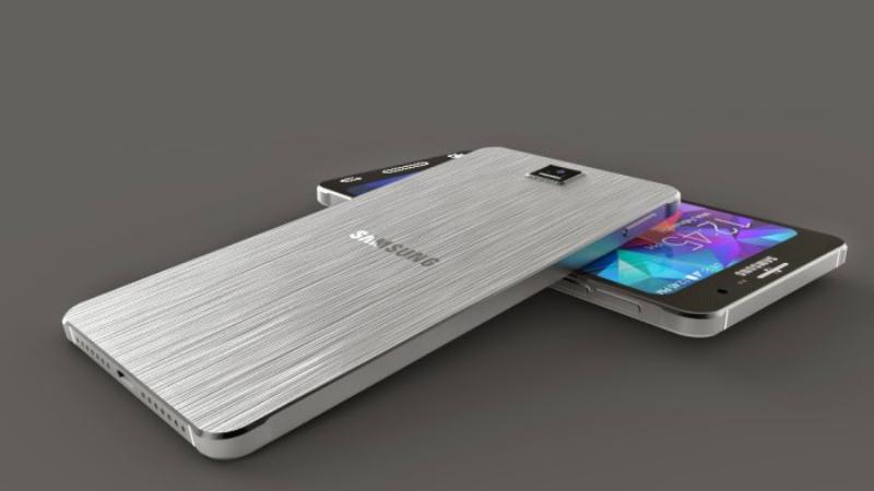 Concepto del Galaxy S7