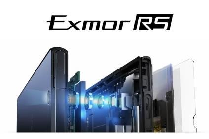Sensores CMOS Exmor RS de Sony