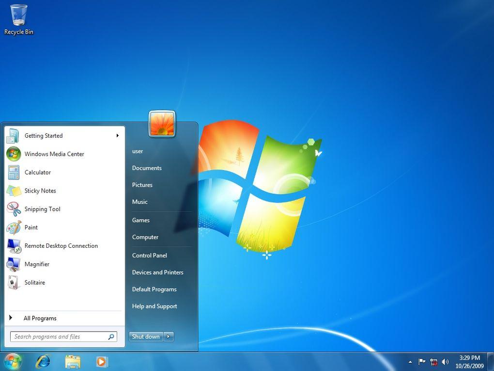 Windows 7 llegó para reparar el error con Windows Vista, ofreciendo una mejor interfaz de usuario, más seguridad y mejor desempeño