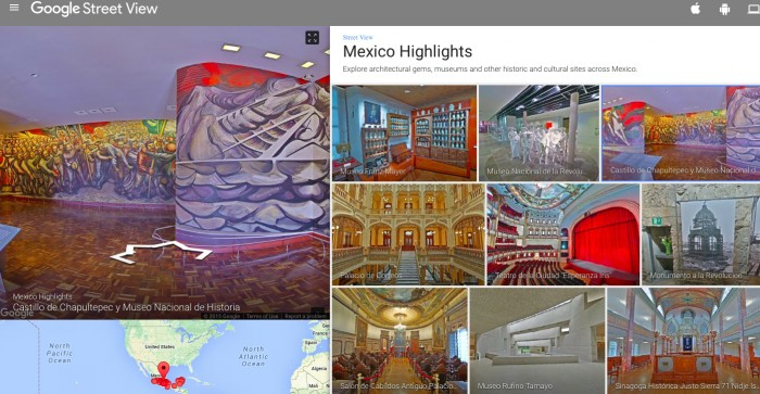 google special collects mexico