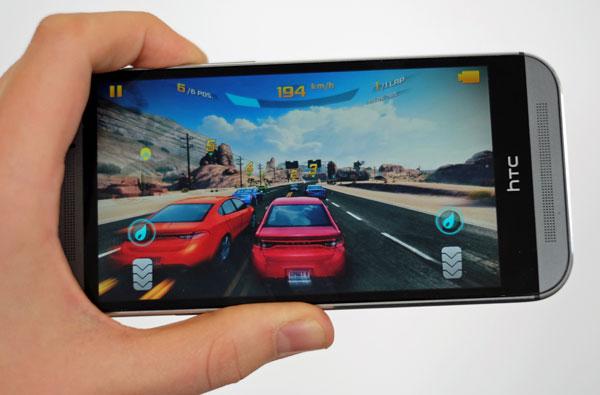 Los smartphones que incorporan procesadores Snapdragon gozan de buen desempeño corriendo juegos