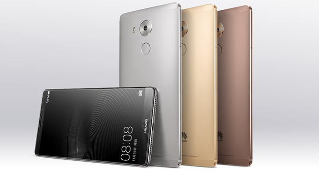 huawei mate 8 colores