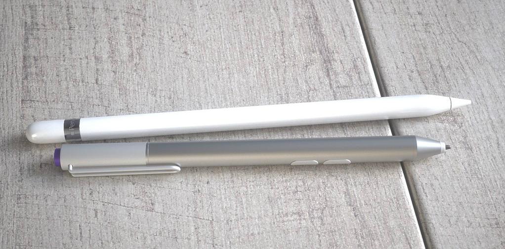 Pencil del iPad Pro vs Pen de Surface