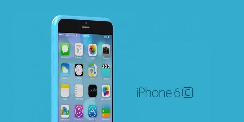 iPhone 6C RENDER