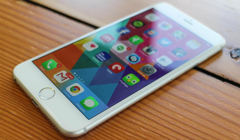iPhone 6S resulta similar al iPhone 6