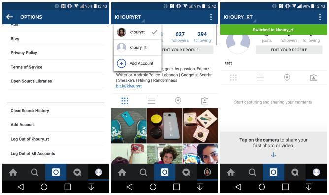 instagram-android-multicuenta