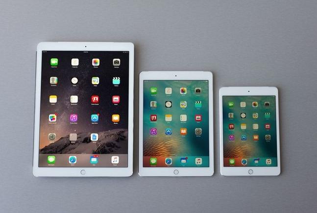 Sorpresivamente no es el iPad Pro la de la mejor pantalla