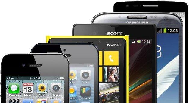 ¿Son las pantallas de gran tamaño las más populares?