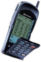 Primer celular CDMA pdQ CDMA de Qualcomm