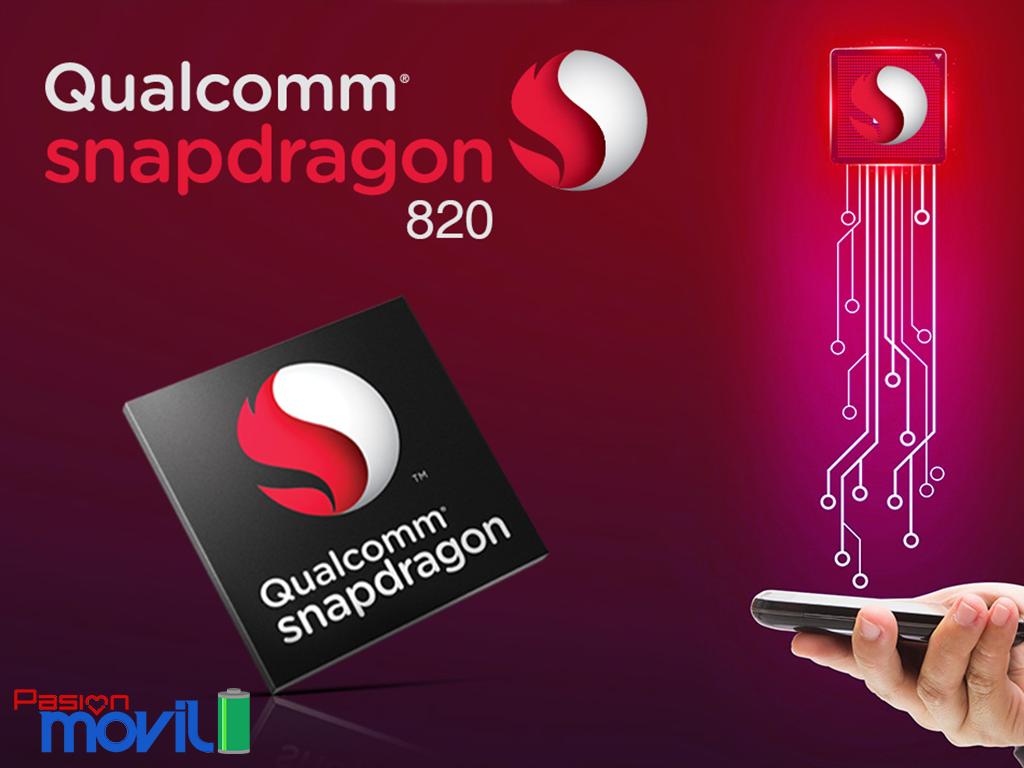 Snapdragon 820, el nuevo SoC gama alta de Qualcomm