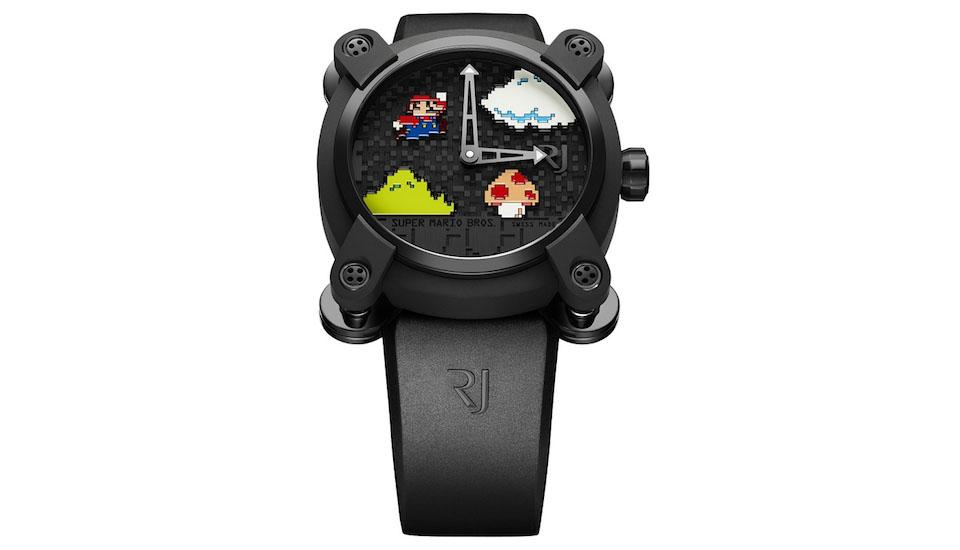 reloj mario bros romain jerome 1