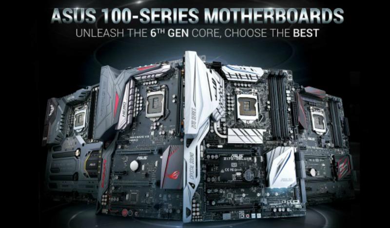 Las motherboard ASUS son las más seguras del mercado