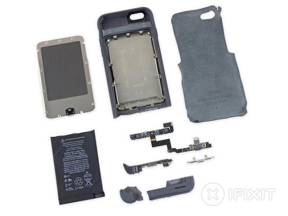 Apple Smart Battery Case teardown15