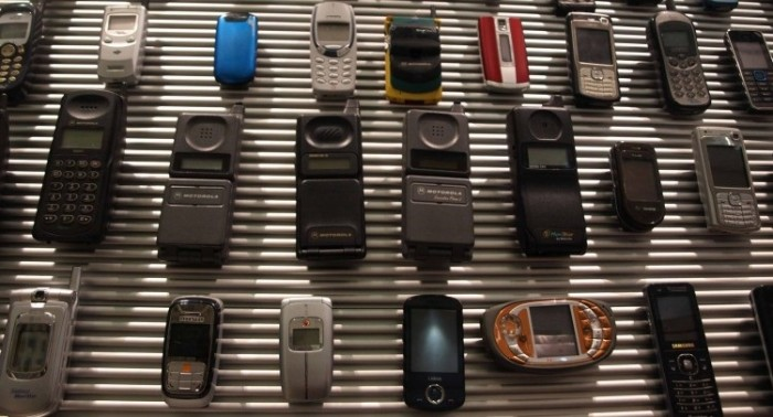 Colección celulares de Curro Quevedo