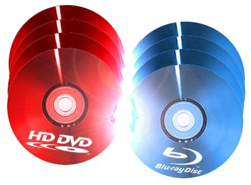DVD y Blu-Ray
