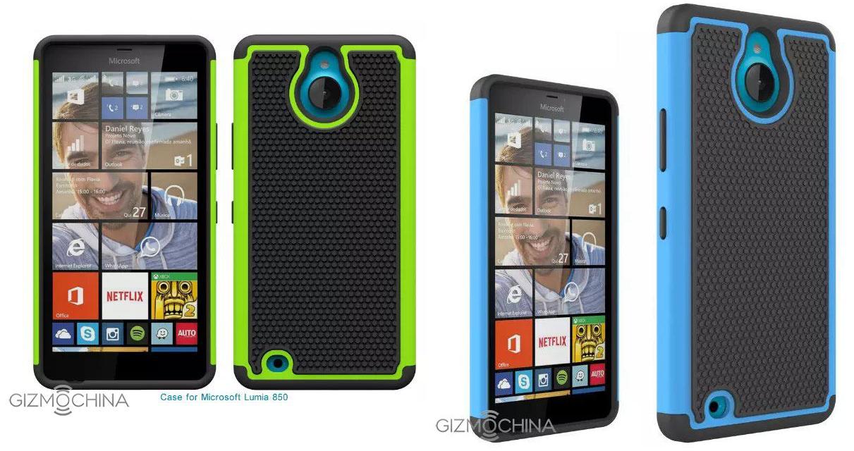 Fundas del Lumia 850 cases 2