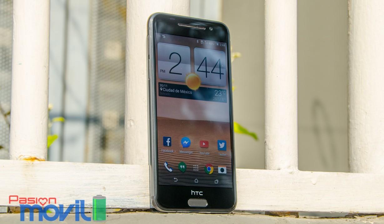 HTC One A9 mejora los ingresos de la taiwanesa