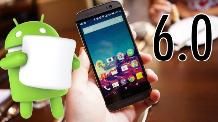 HTC One M9 actualizará a Marshmallow este mes