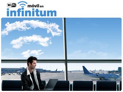 Infinitum Móvil Aeropuerto