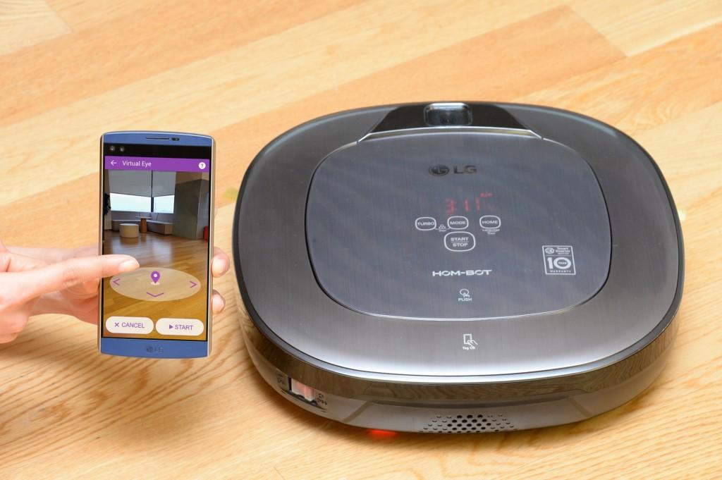 LG HomBot Square Turbo+