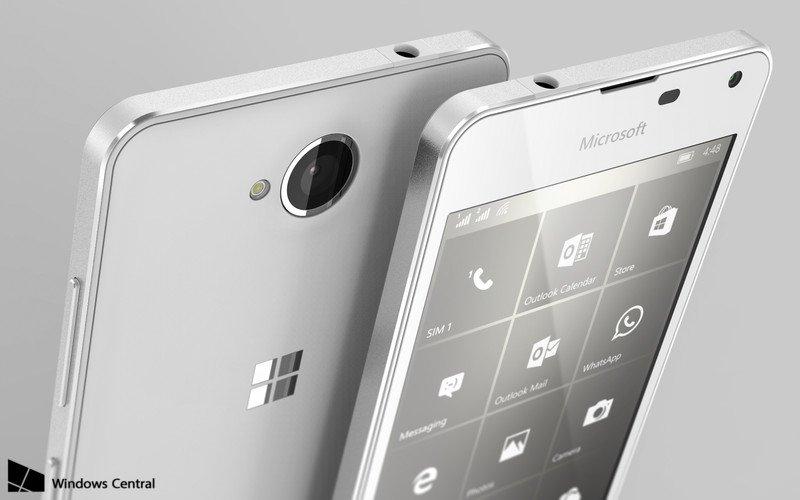 Lumia 650 tendría un nuevo lenguaje de diseño