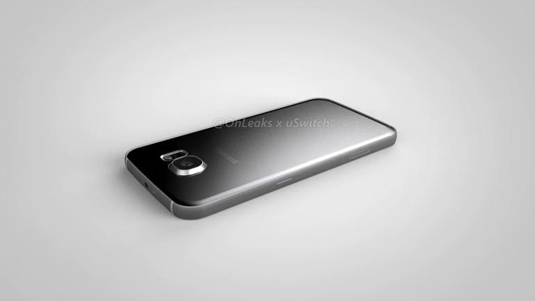 Un diseño muy similar al Galaxy S6