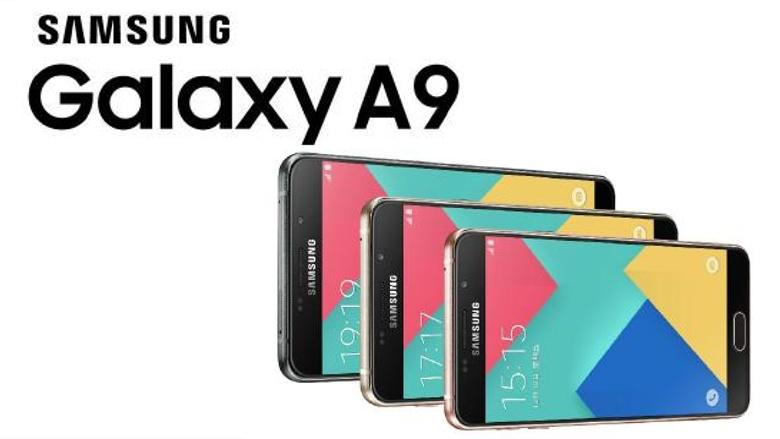 Samsung Galaxy A9 aparece en nueva filtración