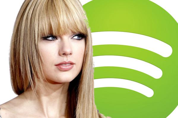 Taylor-Swift-Spotify