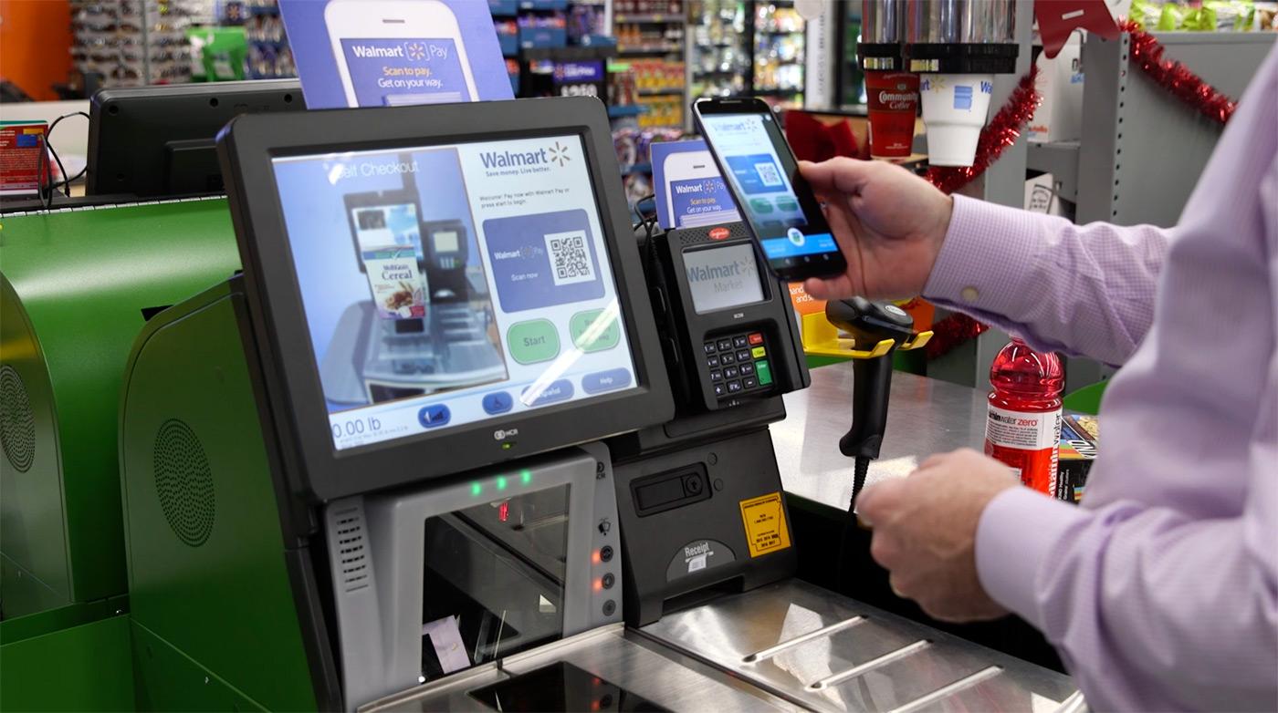 Walmart Pay llega a Estados Unidos