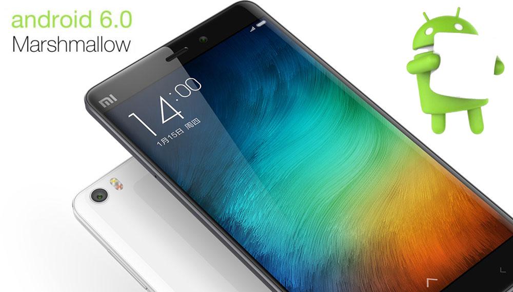 Xiaomi apostará por Marshmallow