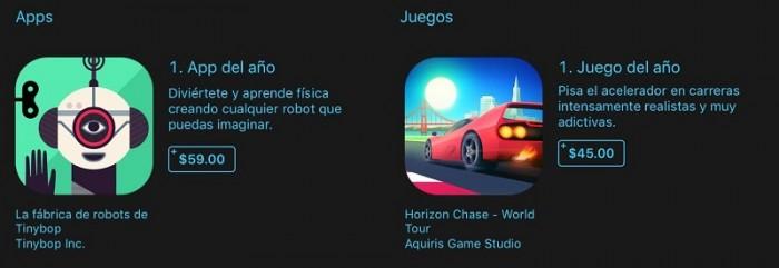 app juego ios 2015