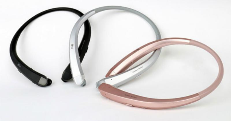 LG HBS-910 y HBS-900, un par de auriculares muy interesantes