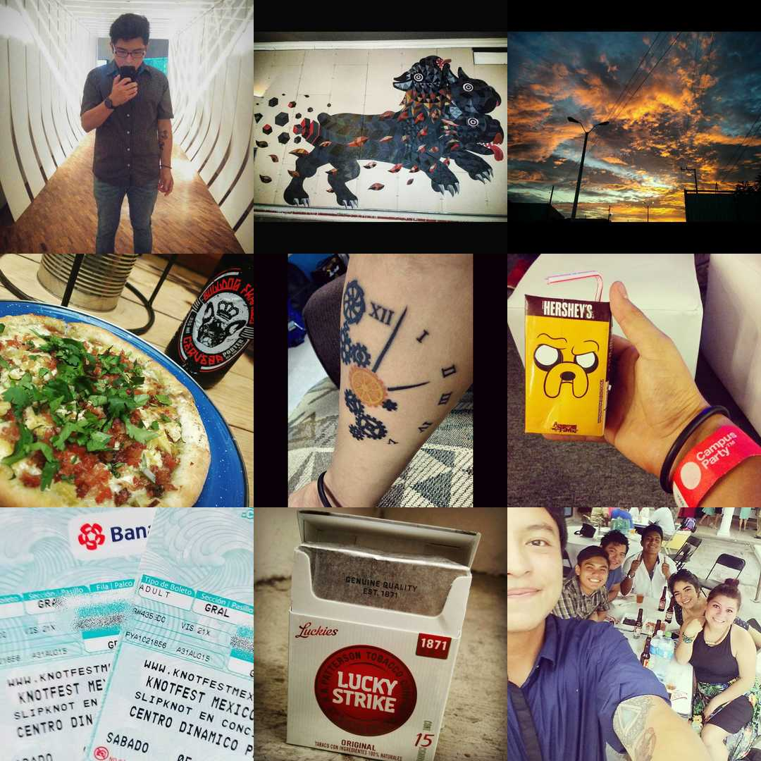 bestnine instagram