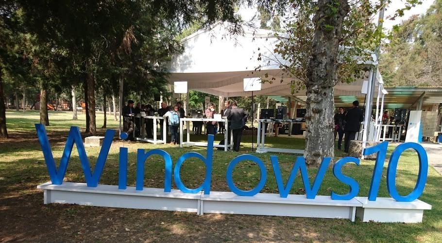 evento microsoft windows 10