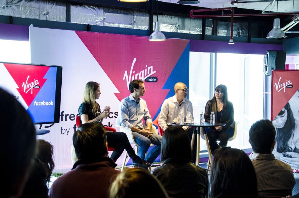"""Virgin Mobile se une a Facebook para traer a México """"Free Basics"""""""