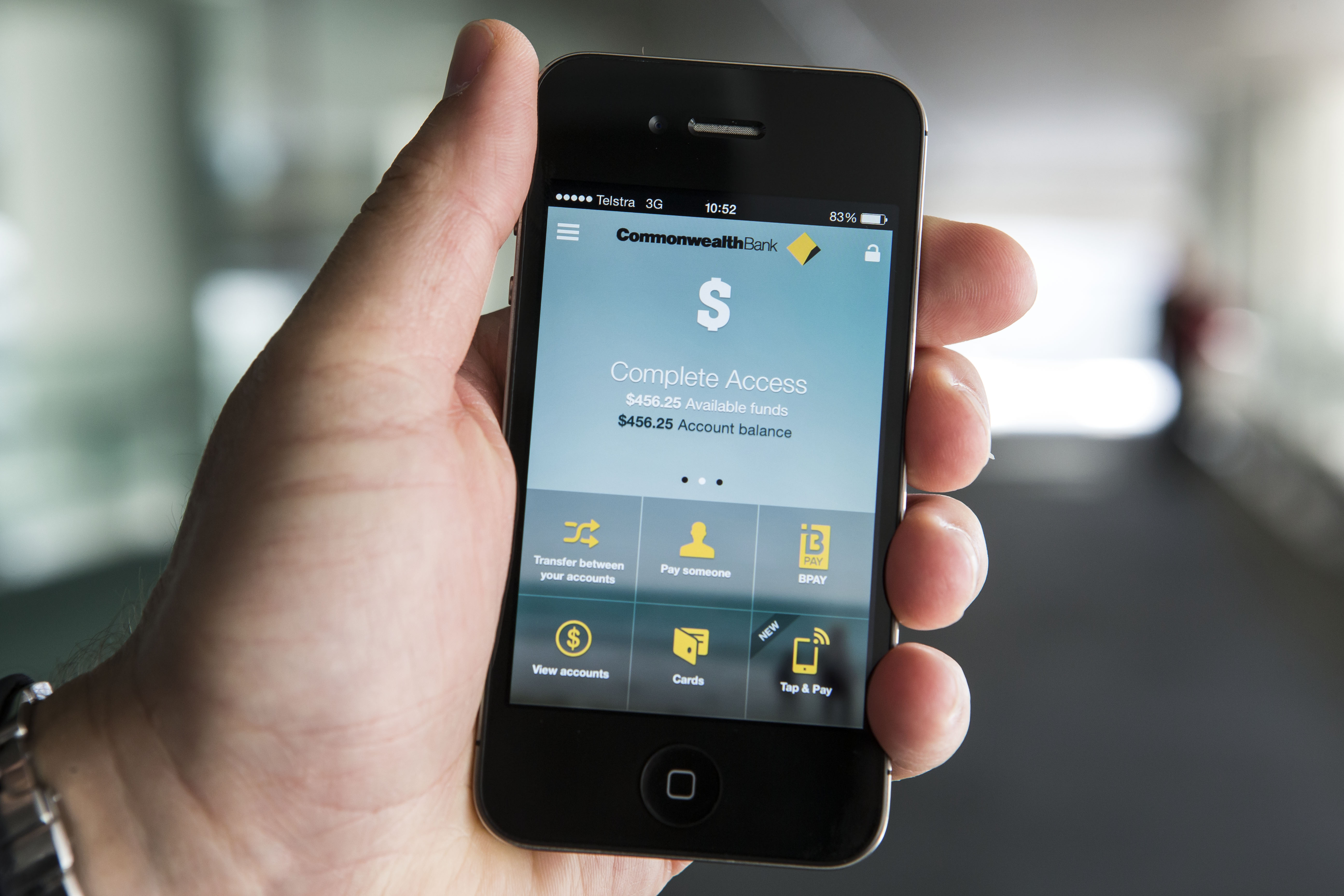 Las aplicaciones bancarias poseen vulnerabilidades que conservan desde hace años