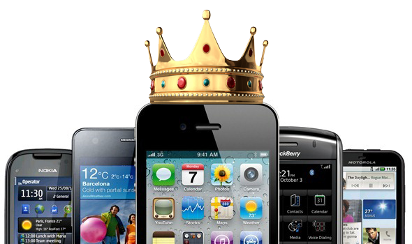 iphone-smartphone-king