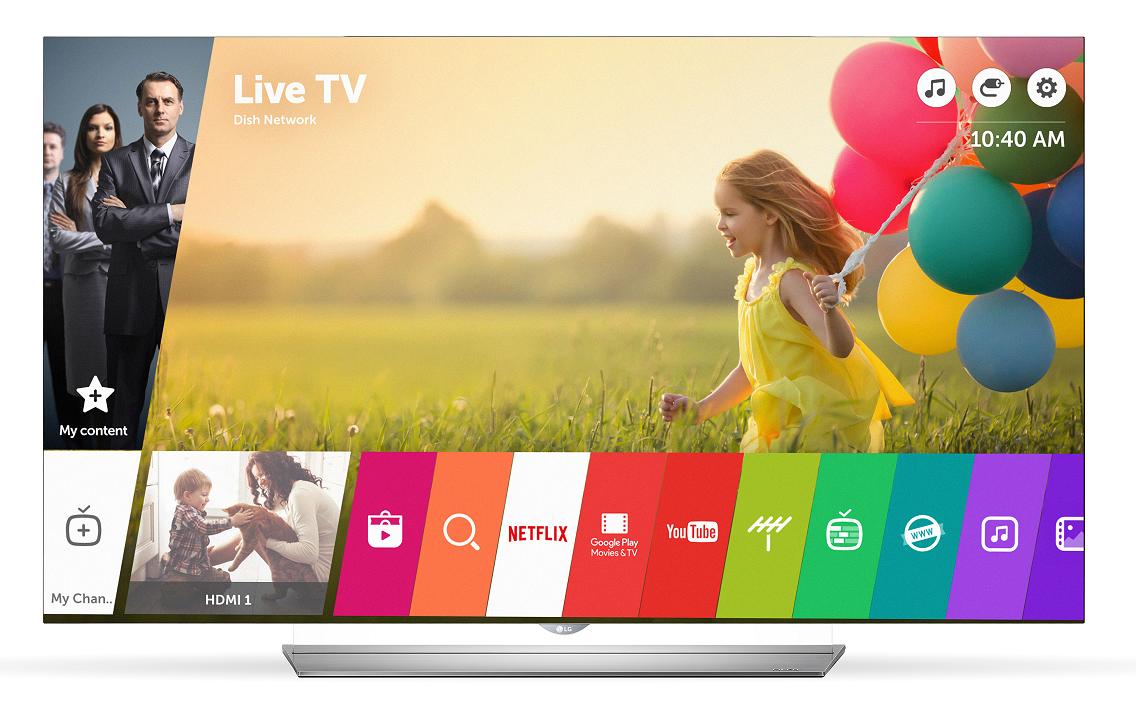 WebOS 3.0 para SmartTV's de LG