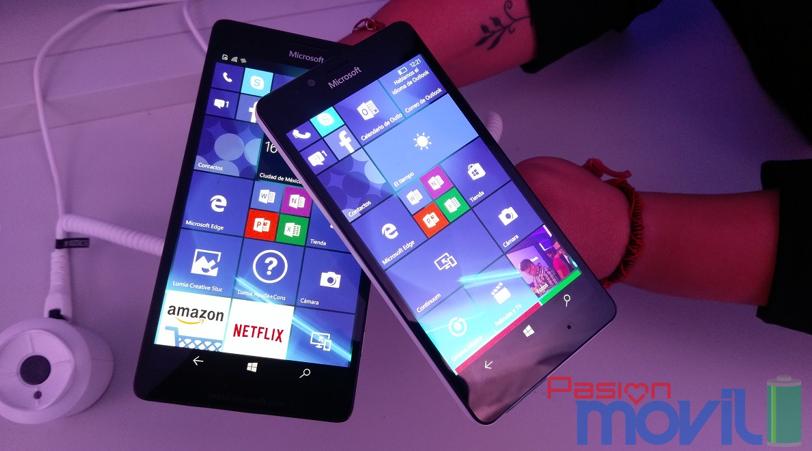 Lumia 950 y Lumia 950 XL finalmente tienen doble toque para despertar