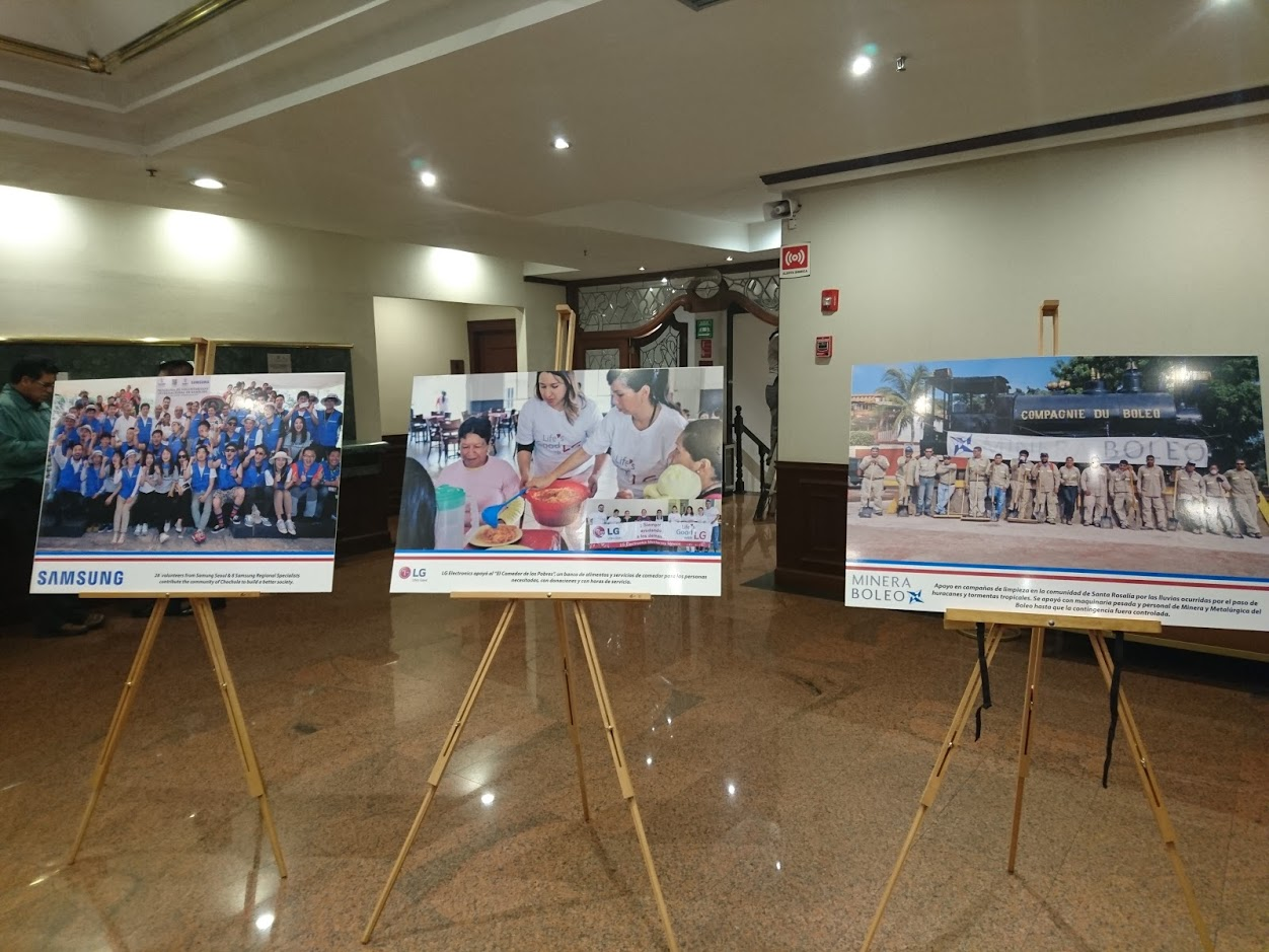 responsabisalidad social corea del sur mexico