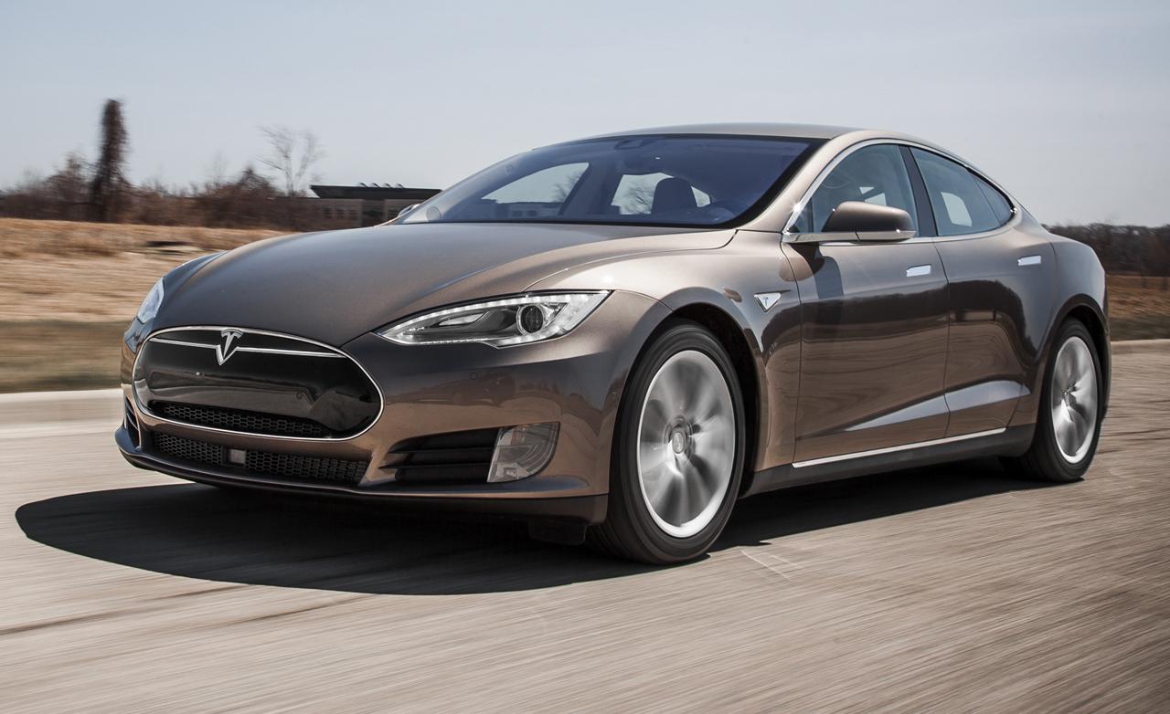 Tesla Motors trae a México el famoso Model S