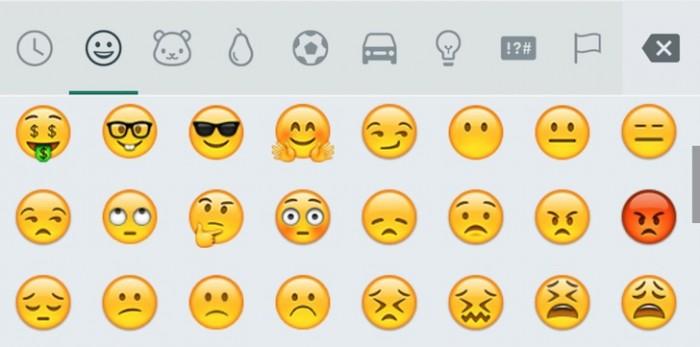 whatsapp-emoji rostros