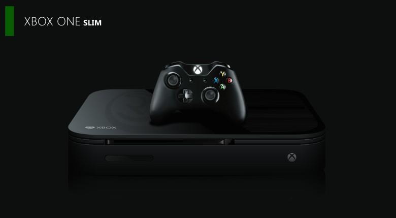 Xbox One Slim o Xbox One Lite podría denominarse la nueva consola