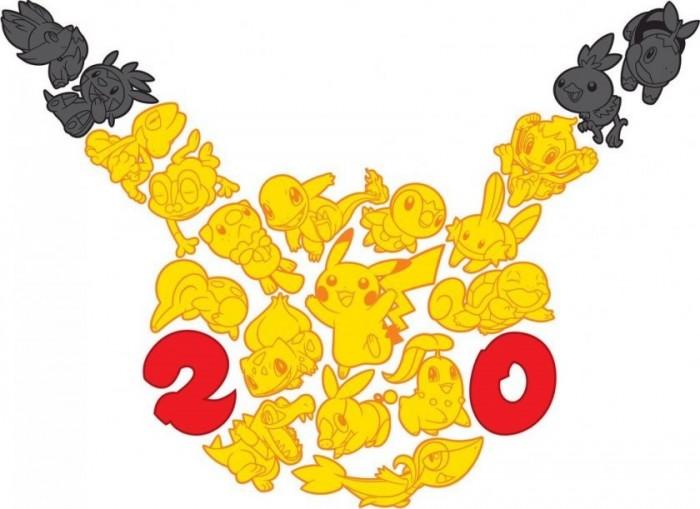 20 Aniversario Pokémon Nintendo