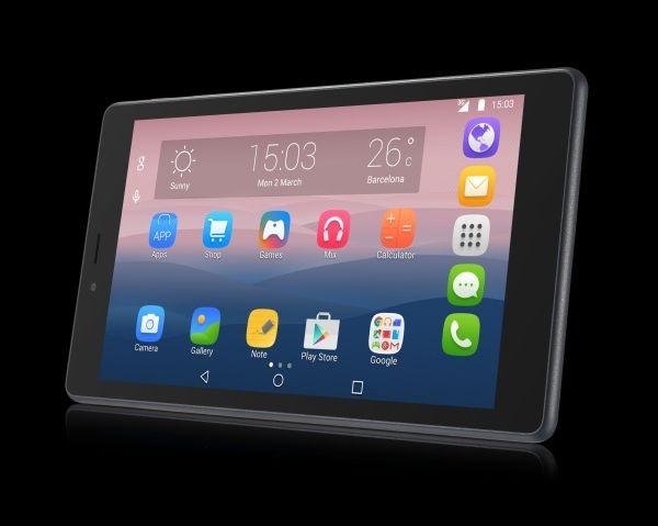 Alcatel Pixi 4 Tablet CES 2016