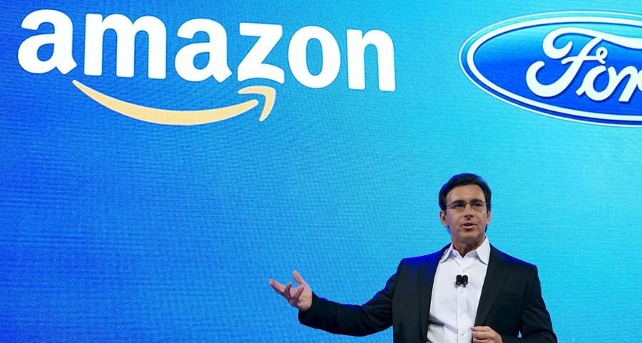Una importante alianza entre Amazon y Ford