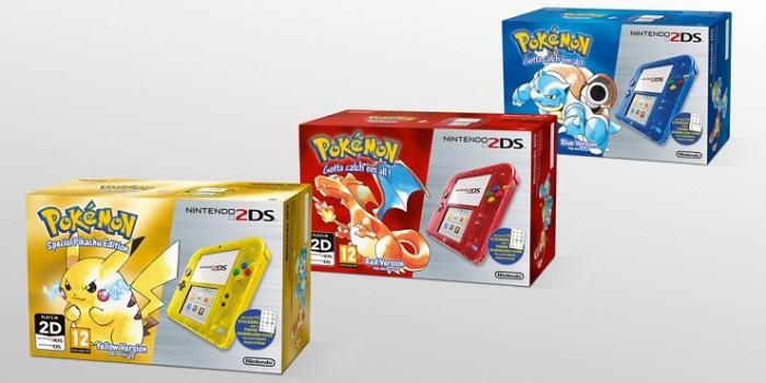 Bundle especial Pokémon 20 Aniversario Nintendo