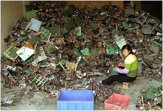 China, ciudad Guiyu 3