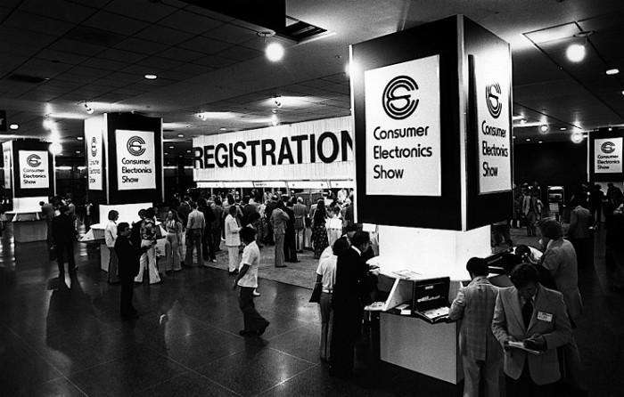 Consumer Electronics Show CES 1977